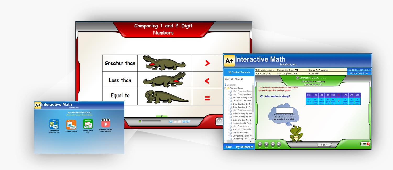 Adaptive Math Curriculum w/ Placement Test